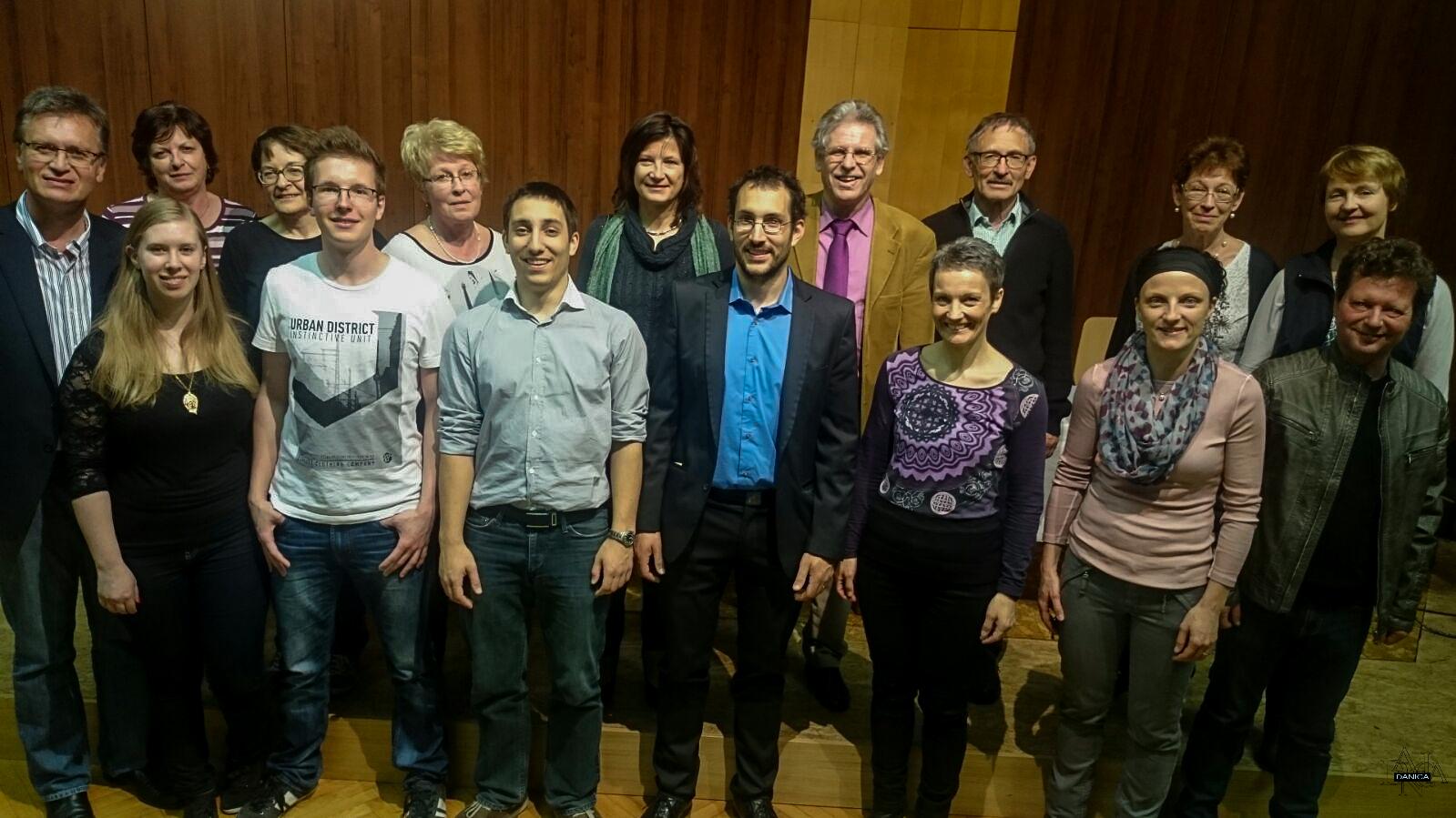 Društvo • Verein - Naš odbor - Vorstand