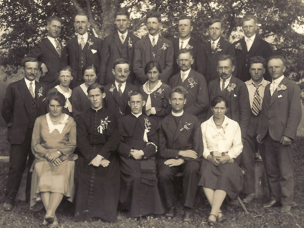 zgodovina Začetki do 1945 - Gründung und die Zeit bis 1945 02